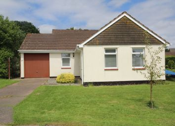 Thumbnail 3 bed detached bungalow for sale in Four Ways Drive, Chulmleigh