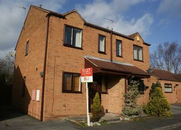 Thumbnail 2 bed semi-detached house to rent in Headingley Court, Littleover, Derby