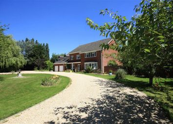 Thumbnail 6 bed detached house for sale in Marlborough Road, Royal Wooton Bassett, Wiltshire