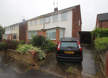 Thumbnail 3 bed semi-detached house for sale in Braemar Close, Wyken, Coventry