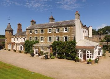 Thumbnail 8 bed country house for sale in Route Des Hetres, St Peter, Jersey