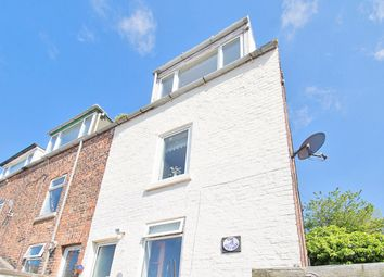 Thumbnail 3 bed terraced house for sale in Studley Terrace, Whitby, North Yorkshire