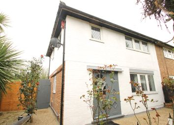 Thumbnail 3 bed end terrace house for sale in Sycamore Road, Strood, Kent