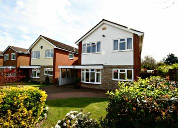 Thumbnail 4 bed detached house for sale in Abbots Close, Knowle, Solihull