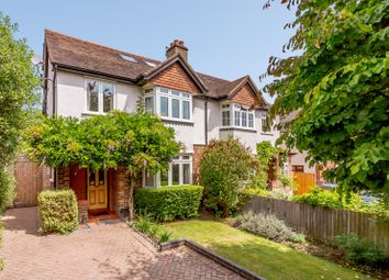 Thumbnail 4 bed semi-detached house for sale in Foley Road, Claygate, Esher