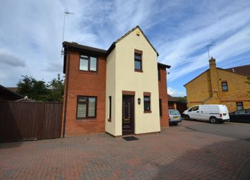 Thumbnail 3 bedroom detached house for sale in Barn Owl Close, East Hunsbury, Northampton
