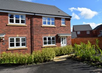 Thumbnail 3 bed semi-detached house for sale in Yew Tree Meadow, Hadley, Telford, Shropshire