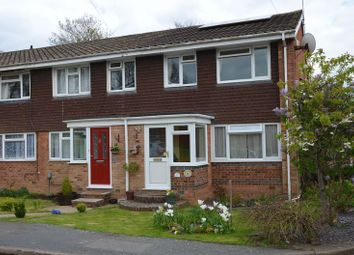 Thumbnail 3 bed terraced house to rent in White Cottage Close, Farnham