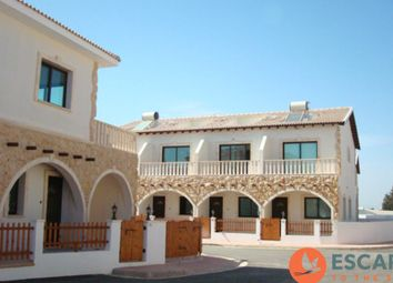 Thumbnail 2 bed town house for sale in Ayia Marina, Famagusta, Cyprus