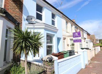 Thumbnail 3 bed terraced house to rent in Latimer Road, Eastbourne, East Sussex