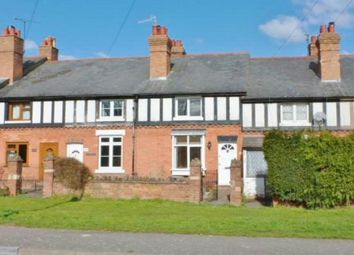 Thumbnail 2 bedroom terraced house to rent in Madresfield Road, Malvern