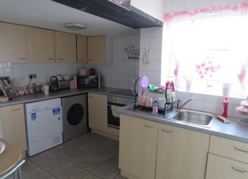 Thumbnail 2 bedroom end terrace house for sale in Mayfield Road, Eastrea, Peterborough