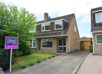 Thumbnail 3 bed semi-detached house for sale in Colesbourne Road, Benhall, Cheltenham