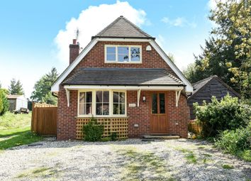 Thumbnail 3 bed detached house for sale in Muss Lane, Kings Somborne, Stockbridge, Hampshire