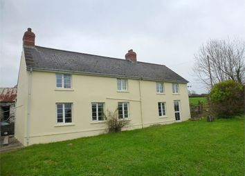 Thumbnail 3 bed detached house for sale in Wellewen, Llangoedmor, Cardigan, Ceredigion