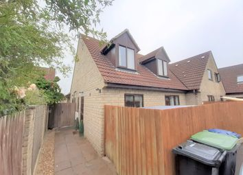 Thumbnail 2 bed semi-detached house to rent in Broad Robin, Gillingham