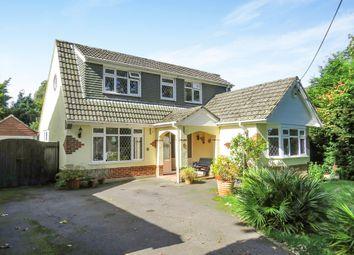Thumbnail 3 bedroom bungalow for sale in Dudsbury Road, West Parley, Ferndown