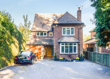Thumbnail 4 bedroom detached house for sale in Harpenden Road, St.Albans
