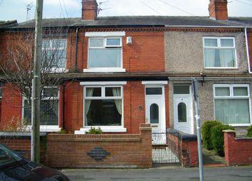 Thumbnail 3 bed terraced house for sale in Wellfield Street, Warrington