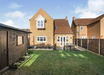 Thumbnail 3 bed detached house for sale in Grange Drive, Tattershall, Lincoln