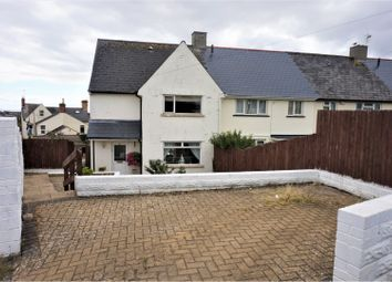 Thumbnail 4 bed end terrace house for sale in Dudley Place, Barry