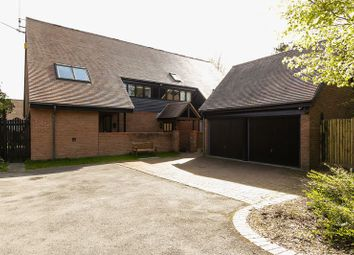Thumbnail 5 bed detached house for sale in Cambridge Road, Clevedon