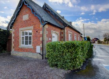 Thumbnail 4 bed detached house for sale in Low Road, Wyberton, Boston