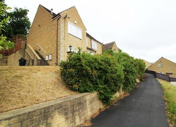 Thumbnail 4 bed detached house for sale in Highfields, Off Wakefield Road, Sowerby Bridge