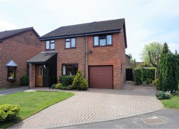 Thumbnail 4 bed detached house for sale in Rusland Close, Chandlers Ford