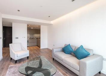 Thumbnail 1 bed flat to rent in Kingwood Gardens, Goodman's Field, Leman Street, Aldgate, London