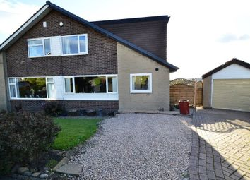 Thumbnail 3 bed semi-detached house for sale in Thackley View, Bradford