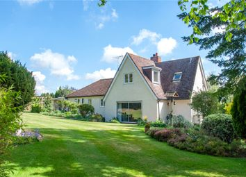 Thumbnail 4 bed detached house for sale in Greatstones, Hare Street, Buntingford, Hertfordshire