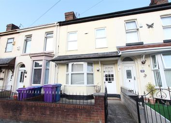 Thumbnail 2 bed terraced house for sale in Dorset Road, Tuebrook, Liverpool