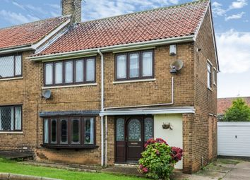 Thumbnail 3 bed semi-detached house for sale in Shelley Drive, Dinnington, Sheffield