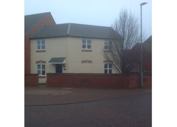 Thumbnail 3 bed town house for sale in 4, Hawthorne Road, Bagworth, Leicestershire