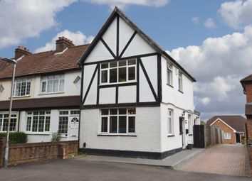 Thumbnail 3 bed semi-detached house for sale in Austin Villas, Woodside Road, Watford