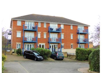 Thumbnail 2 bed flat for sale in Florin Drive, Rochester