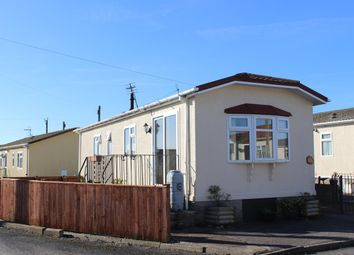 Thumbnail 2 bed mobile/park home for sale in Millands Park, Llanmaes, Llantwit Major