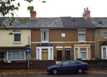 Thumbnail 3 bedroom terraced house for sale in Station Road, Swindon, Wiltshire