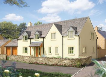 "Thumbnail 6 bed detached house for sale in ""The Oaksey"" at Kemble, Gloucestershire, Kemble"