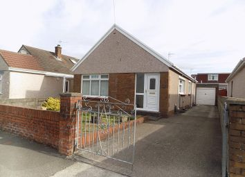 Thumbnail 3 bed detached bungalow for sale in Heol Adare, Tondu, Bridgend.