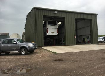 Thumbnail Industrial to let in Eltisley Road, Great Gransden