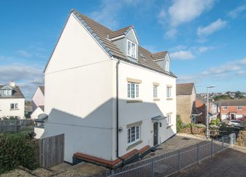 Thumbnail 4 bed detached house for sale in Tinners Way, Falmouth