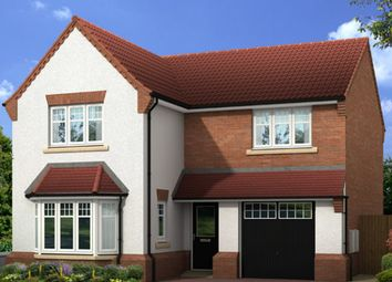 "Thumbnail 4 bed detached house for sale in ""The Settle V1 Contemporary"" at Doublegates Avenue, Ripon"