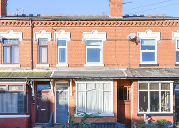Thumbnail 2 bed terraced house for sale in Wigorn Road, Bearwood