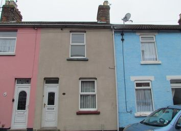 Thumbnail 3 bed terraced house to rent in Princess Street, Parkeston, Harwich