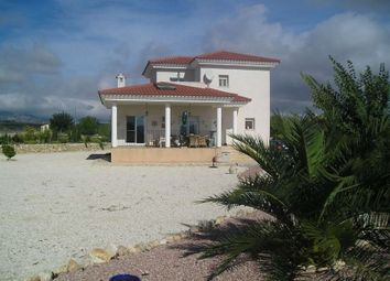 Thumbnail 3 bed villa for sale in Rodriguillo, Alicante, Spain