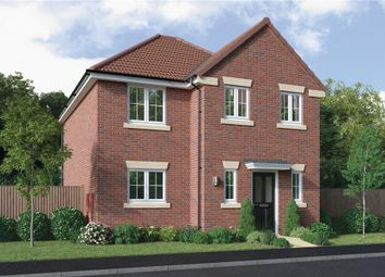 """Thumbnail 3 bed detached house for sale in """"Lawton"""" at Hendrick Crescent, Shrewsbury"""