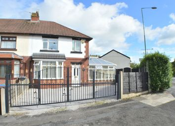 Thumbnail 3 bed semi-detached house for sale in Werneth Avenue, Hyde