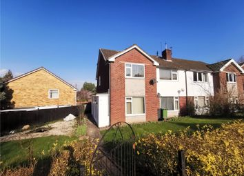 Thumbnail 2 bed flat for sale in Winnipeg Drive, Lakeside, Cardiff